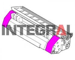 Integral TK5230M Toner magenta compatibile