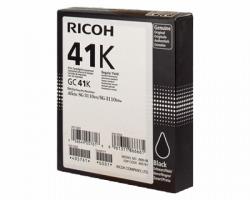 Ricoh GC41BLK Cartuccia gel originale nero alta capacità