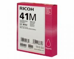 Ricoh GC41M Cartuccia gel originale magenta alta capacità 2.2K