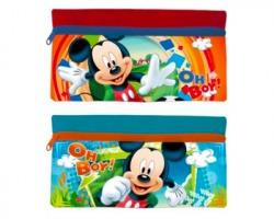 Disney Topolino Astuccio piatto in tessuto 15x20cm