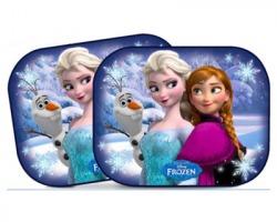 Disney Frozen Set Tendina parasole da auto 2pz, misura 44x35