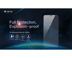 Devia® Explosion-Proof Pellicola di protezione per Samsung Galaxy S9