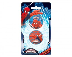 Spiderman set 1x2 temperamatite in blister