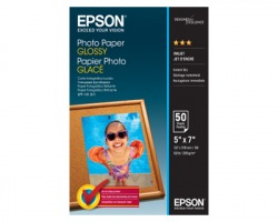 Epson C13S042545 Carta fotografica lucida good 13x18cm 200gr/mq, conf. da 50ff