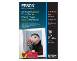 Epson C13S042154 Carta fotografica lucida premium 13 x 18cm 255gr/mq, conf. da 30ff