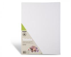 Primo 468CT30X40 Cartoncino telato per diverse tecniche di pittura, 100% cotone, 30x40cm