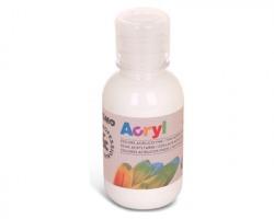 Primo 402TA125100 Colore acrilico bianco fine in bottiglia 125ml - 1pz