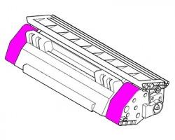 Utax 662511014 Toner magenta compatibile con vaschetta recupero toner (CK-8510M)