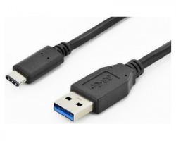 """Cavo USB 3.1 """"Type C"""" - """"A"""", 1mt - Colore nero"""