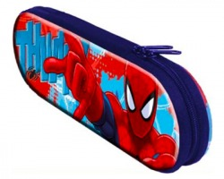 Spiderman Astuccio in latta 20x7cm