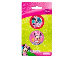Disney Minnie set 1x2 temperini in blister