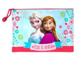 Disney Frozen bustina portatutto con zip, misure 21x30 cm