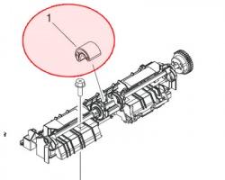Canon RM12741000 Tray 1 Pickup roller originale