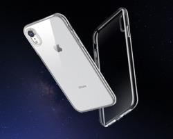 """Devia Cover in TPU morbida iPhone Xs Max 6.5"""" trasparente - 1pz"""