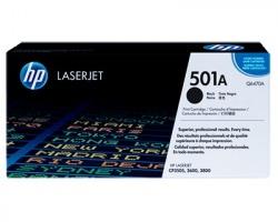 HP Q6470A Toner nero originale (501A)