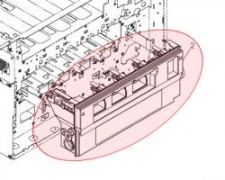 Konica Minolta A162WY1 Vaschetta recupero toner esausto compatibile
