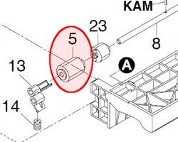 Kyocera 2AR07230 Gommino separazione compatibile