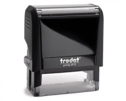 Trodat Printy 4913 4.0 Eco timbro autoinchiostrante 58x22mm (43182)