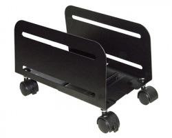Link Carrellino regolabile da 11.9cm a 20.9cm per PC o distruggidocumenti - colore nero