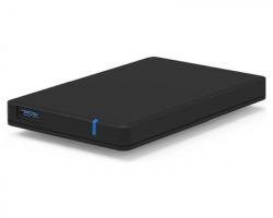 """Box esterno USB 3.0 per Hard Disk SATA 2.5"""" 9.5mm - colore nero"""
