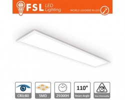 Pannello LED 285x1185mm 48W 3700lm 4000K