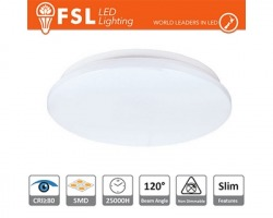 Plafoniera LED SLIM 28W 1650lm 4000K 380X55mm