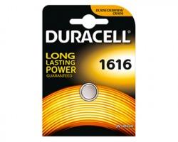 Duracell DL1616 Batteria al litio 3V in blister da 1pz