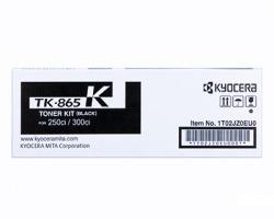 Kyocera TK865K Toner nero originale (1T02JZ0EU0)