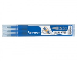 Pilot 006657 Frixion ball Set refill blu per penne Frixion ball - 3pz