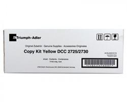 Triumph Adler 652510116 Toner giallo originale