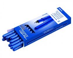 Fila-Tratto 830701 Tratto pen,penna con punta in fibra 0.5mm blu, 12pz