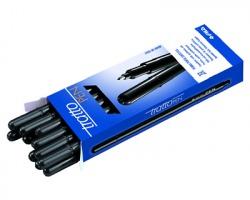 Fila-Tratto 830703 Tratto pen-penna con punta in fibra, 0.5mm bk, 12pz