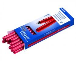 Fila-Tratto 830702 Tratto pen-penna con punta in fibra, 0.5mm rosso,12pz