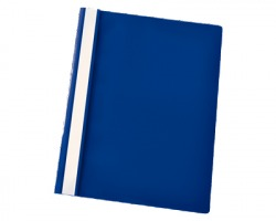 Esselte 28315 Report files vivida cartellina blu in PPL ad aghi con fastener - conf. 25pz