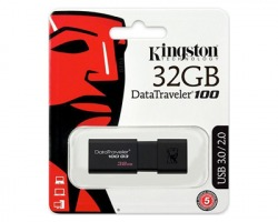 Kingston Datatraveler G3 USB 3.0 32GB colore nero (DT100G3/32GB)