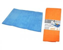 Tappetino in microfibra superassorbente per stoviglie, misura 40 x 30cm - Colori assortiti