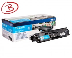 Brother TN321C Toner ciano originale (Scatola Tipo B)