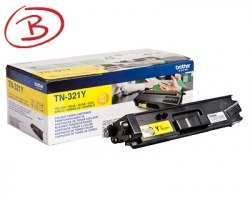 Brother TN321Y Toner giallo originale (Scatola Tipo B)
