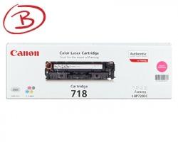 Canon 718 Toner magenta originale 2.900 copie (2660B002AA) (Scatola Tipo B)
