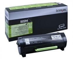 Lexmark 50F2H00 Toner nero return program