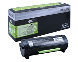 Lexmark 60F2000 Toner nero return program