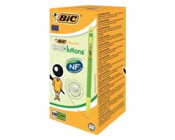 Bic 8877191 Matic Ecolutions - Portamine c/gommino 0.7mm HB - 50pz