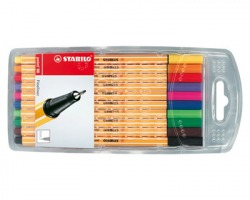 Stabilo 8810 Point88 set fineliner, 0.4mm, col. ass, 10 pz