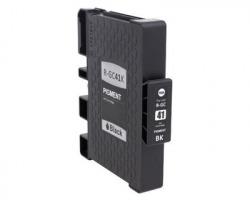 Ricoh GC41BK Cartuccia solid ink compatibile nero 600 copie (405765)