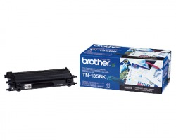 Brother TN135BK Toner nero originale