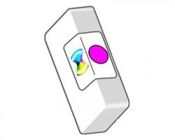 Epson T0553 Cartuccia inkjet magenta compatibile (C13T05534020)