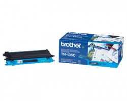 Brother TN135C Toner ciano originale