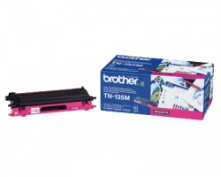 Brother TN135M Toner magenta originale