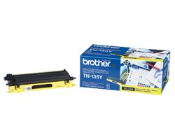 Brother TN135Y Toner giallo originale