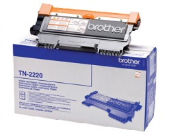 Brother TN2220 Toner nero originale alta capacità